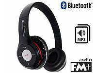 Bluetooth наушники с микрофоном MP3 FM S460