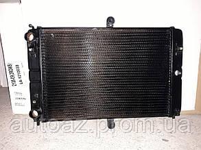 Радиатор  ВАЗ 2108, ВАЗ 2109, ВАЗ 2113, ВАЗ 2114 медный Иран
