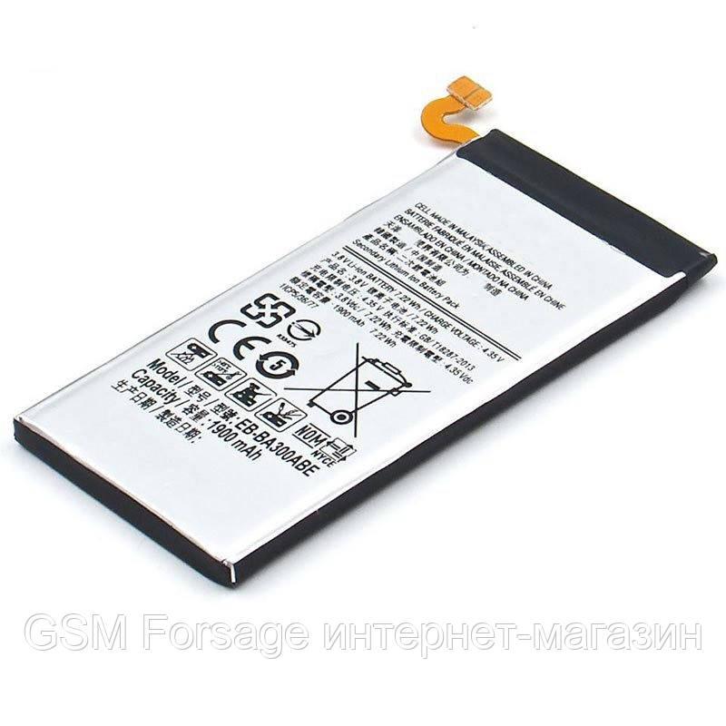 Аккумулятор Samsung Galaxy A3 SM-A300F  (1900mAh)