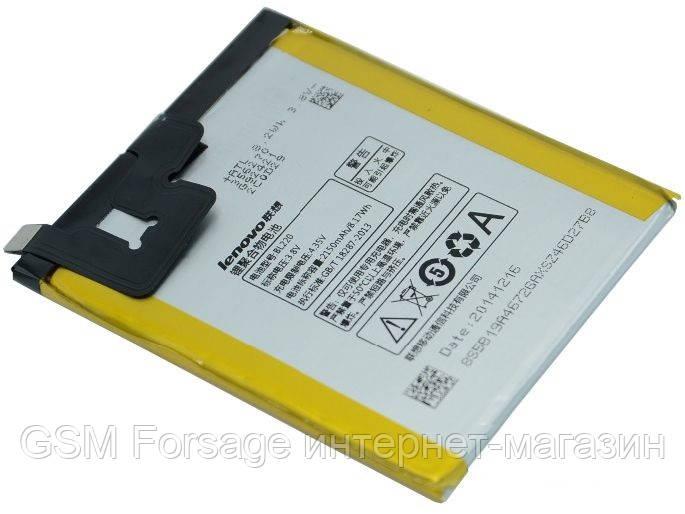 Аккумулятор Lenovo BL220 (2150 mAh) S850