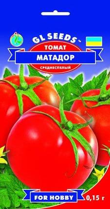 Томат Матадор, пакет 0,2г - Семена томатов, фото 2