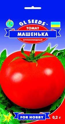 Томат Машенька, пакет 0,2г - Семена томатов, фото 2