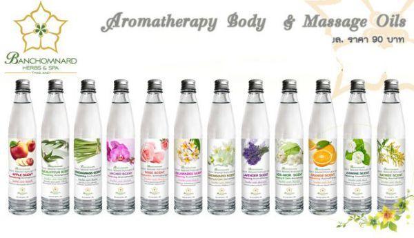 Купить Тайское, массажное масло для тела с супер ароматом из сладкого миндаля! Sweet Almond Massage Oil 90мл
