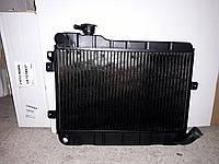 Радіатор ВАЗ 2104/2105/2107 2 ряд.мідний Іран. Є і 3 рядні