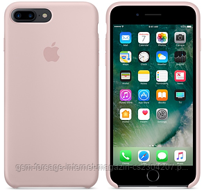 Чехол для iPhone 7 plus Original Pink