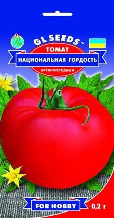 Томат Национальная Гордость, пакет 0,2г - Семена томатов, фото 2