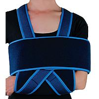 Бандаж фиксирующий на плечевой сустав (повязка Дезо) Ortop OH-313 L/XL 30 см