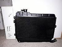 Радиатор вод. охлаждения ВАЗ 2103. 2106  медный основной