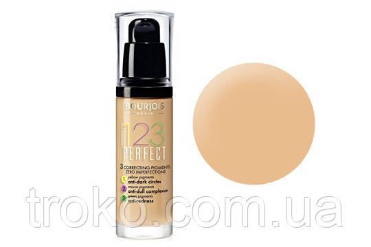 BOURJOIS 123 Perfect Тональный крем, 30 мл №55