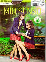 "Колготки Mio Senso ""SCHOOL 40 den"" cappuccino, size 1"