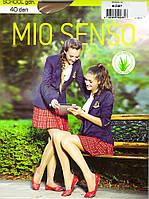 "Колготки Mio Senso ""SCHOOL 40 den"" eclair, size 1"