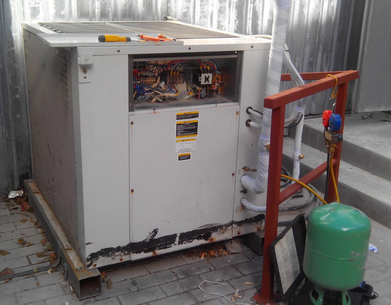 Ремонт та технічне обслуговування кондиціонерів повітря