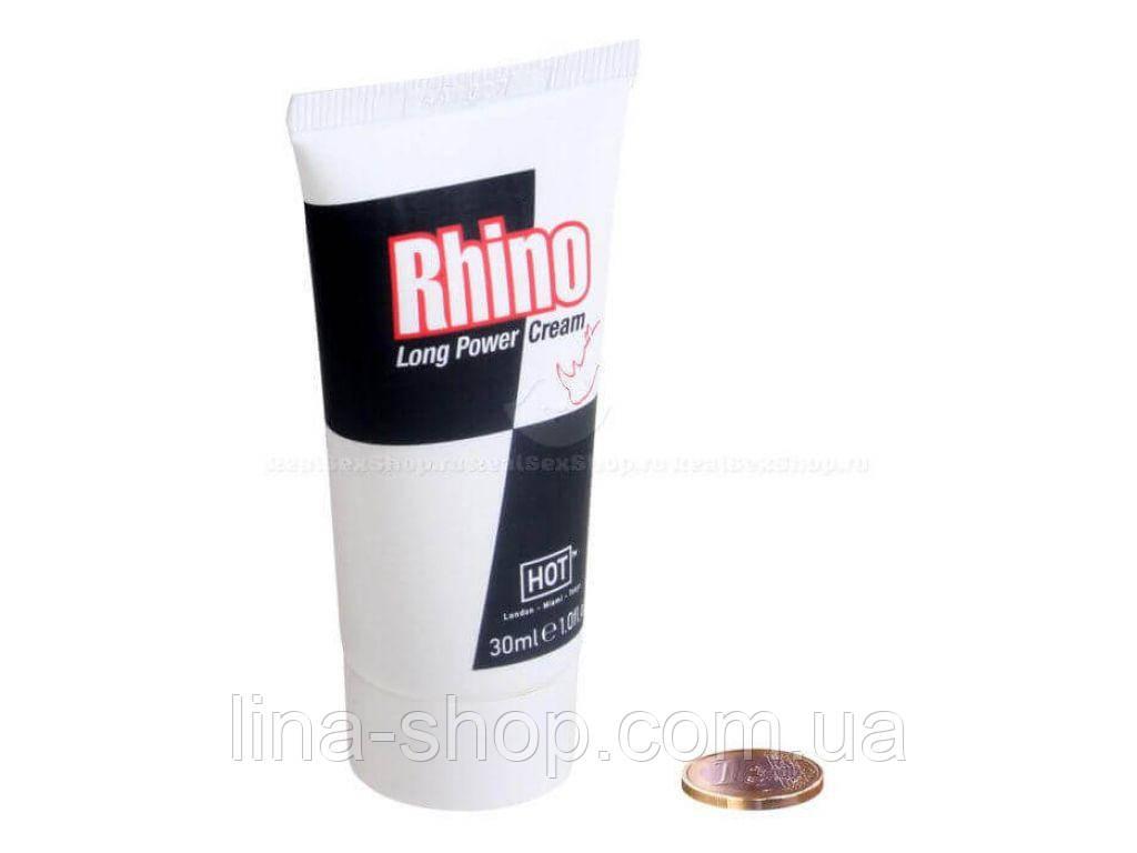 Пролонгирующий крем Rhino 30 мл