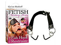 Кляп Fetish Fantasy Fish Hook Restraint, фото 1