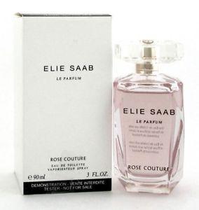 Elie Saab Le Parfum Rose Couture туалетна вода 90 ml. (Тестер Елі Сааб Ле Парфум Роуз Кутюр)
