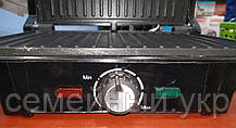 Электрический гриль Pure Angel PA-5404 c терморегулятором 2200W (барбекю-электрогриль), фото 2
