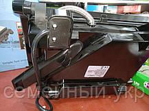 Электрический гриль Pure Angel PA-5404 c терморегулятором 2200W (барбекю-электрогриль), фото 3