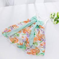 Платье для девочки на лето
