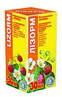 Лизорм-Натуральный аутоиммунный фитобальзам,позволяет повысить эффективность лечения  (30мл,Экомед)