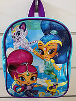 Рюкзак для девочек Disney оптом, 29*24*9 см.