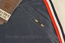 Брюки - лосины женские с полосками в больших размерах - Ромб, фото 3
