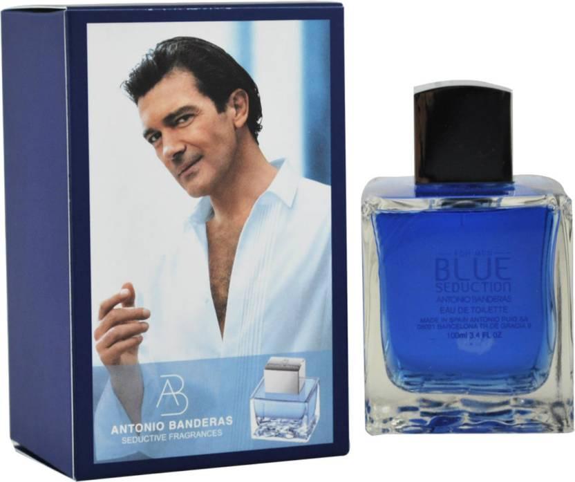 Чоловіча туалетна вода Antonio Banderas Blue Seduction , 100 мл ( репліка )