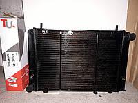 Радиатор охлаждения ГАЗ 3110 (3-х рядный медный производство Иран)