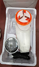 Машинка для удаления катышков Gemei GM-231 + щетка, фото 3