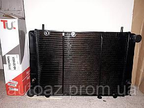 Радиатор охлаждения Волга, ГАЗ 3110 2-х рядн. производство Иран