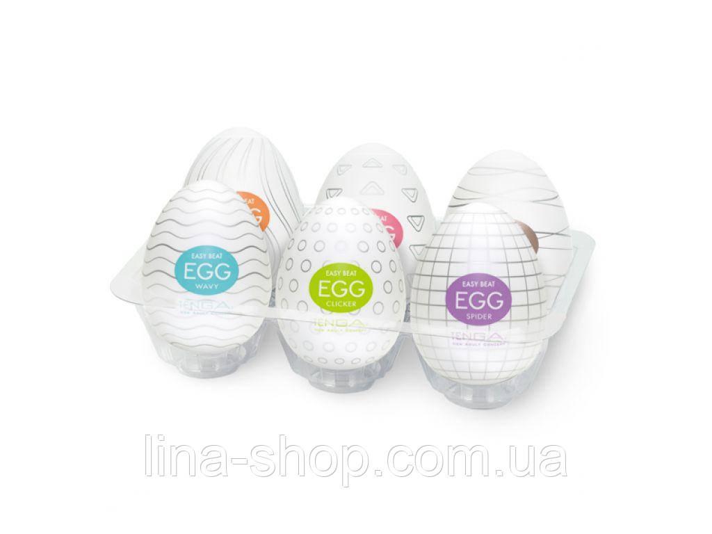 Набор Tenga Egg Variety Pack