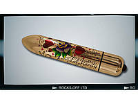 Роскошный вибратор RO-160mm Hearts N' Roses, фото 1