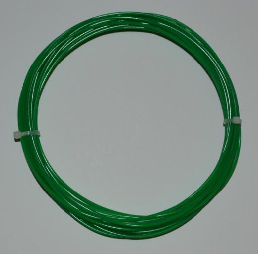 PLA пластик Зеленый для 3D ручки 10м ПЛА 1.75мм