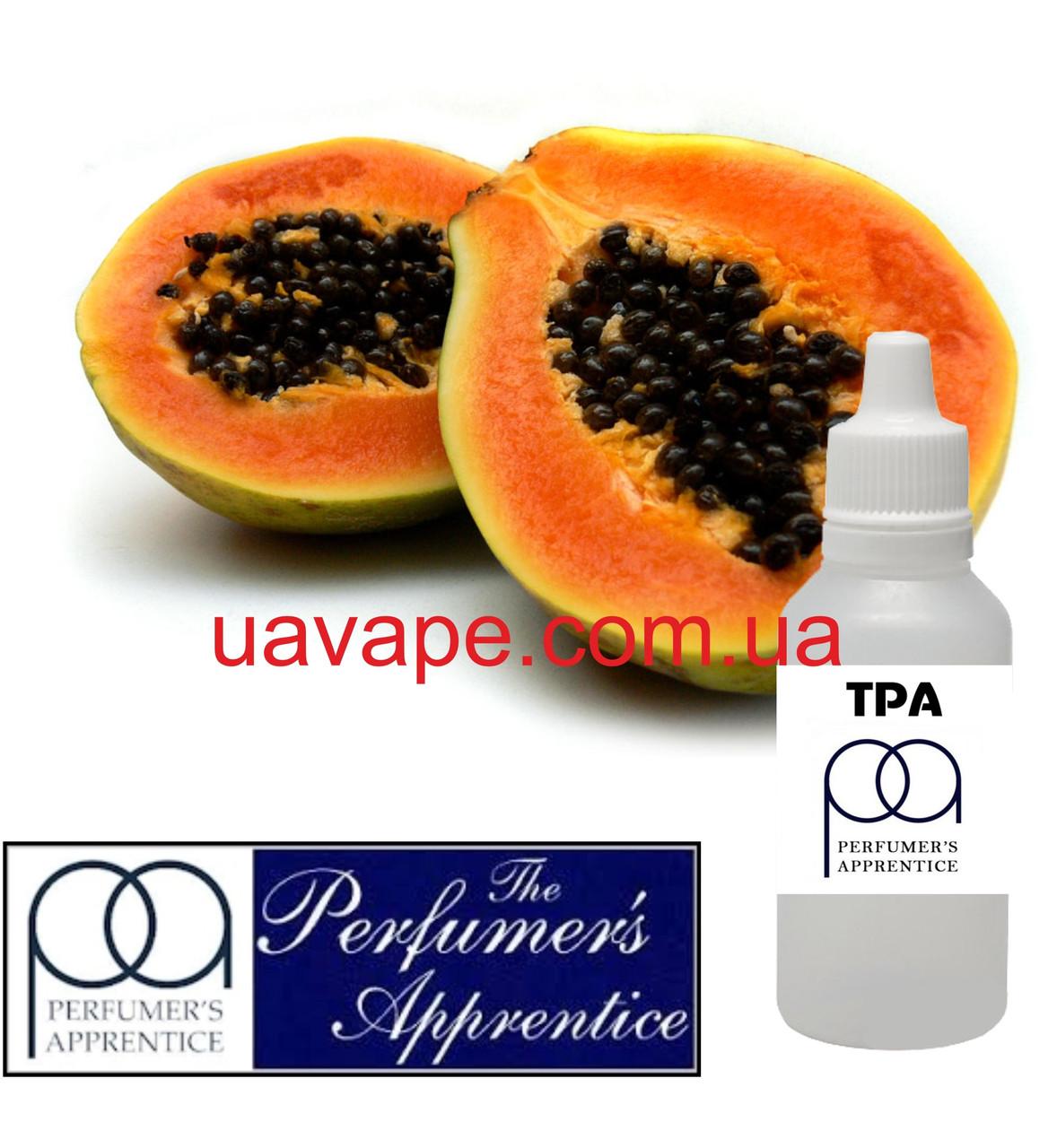 Ароматизатор TPA Papaya Flavor ТПА Папайя, 10 мл