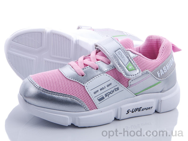 Весна 2019.Детские кроссовки для девочек  BBT (размеры 31-36)