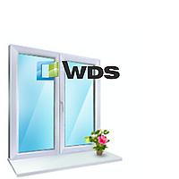 WDS Окна металопластиковые