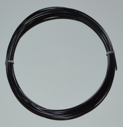 PLA пластик Черный для 3D ручки 10м ПЛА 1.75мм