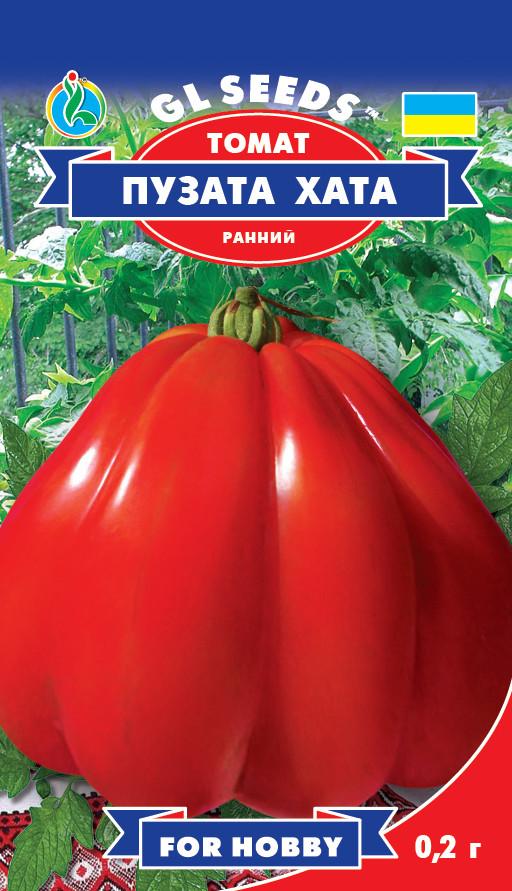 Томат Пузата Хата, пакет 0,1г - Семена томатов