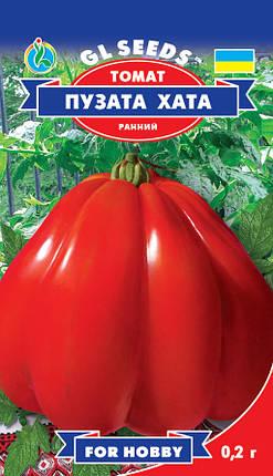 Томат Пузата Хата, пакет 0,1г - Семена томатов, фото 2