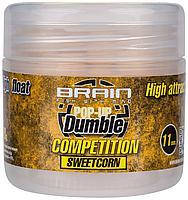 Бойли Brain Dumble Pop-Up Competition SweetCorn 11 mm 20 g
