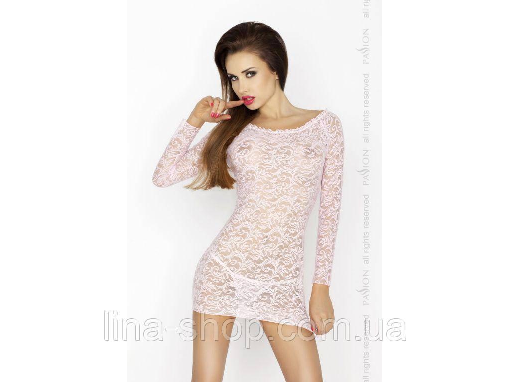Babydoll Passion Erotic Line YOLANDA CHEMISE розовое