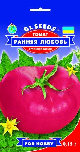 Томат Ранняя любовь, пакет 0,15г - Семена томатов