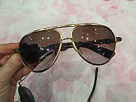 Мужские солнцезащитные очки капля Chrome Hearts_реплика