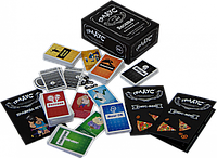 """Настольная игра для взрослых """"Градус"""" 800217 в коробке, размер 17 см х 12 см х 7 см"""