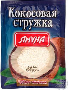 Кокосовая стружка ( белая) 25 грамм ТМ Ямуна