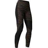 Леггинсы для фитнеса женские Domyos Gym   Pilates 500 Fit + 5a6ffb296351a