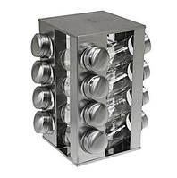 EB-4025 Емкости для специй на подставке 17 предметов