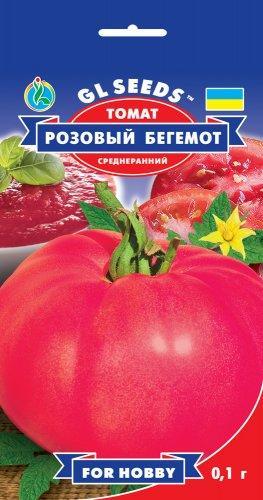 Томат Розовый Бегемот, пакет 0,1г - Семена томатов