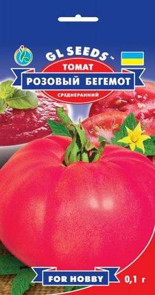 Томат Розовый Бегемот, пакет 0,1г - Семена томатов, фото 2