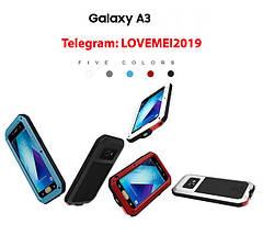 Чохол Love Mei PoverFul для Samsung Galaxy A3 (2017 - A320), фото 3