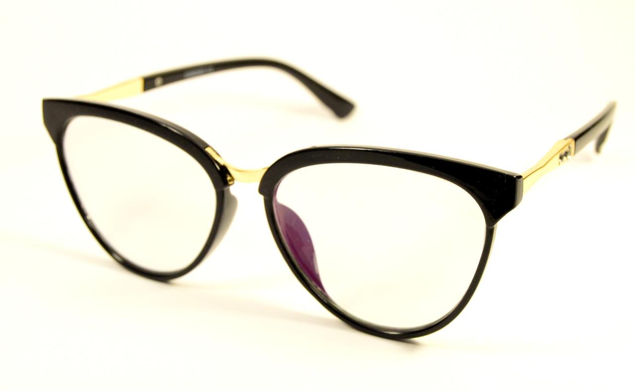 Женские компьютерные очки стекло (Комп 8209)